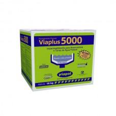 15810 - IMPERMEABILIZANTE VIAPLUS 5000 CAIXA 18 KG VIAPOL