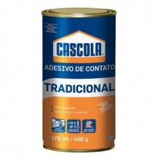 22-3025 - COLA CONTATO 400 GRAMAS CASCOLA