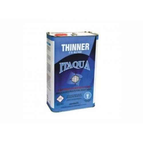THINNER 5 LT 1016 ITAQUA