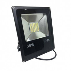 16042 - REFLETOR DE LED 50W 3000K GRAU IP65 POWER/ZMLA