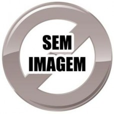 11958 - BOTÃO ROSCA INTERNA CROMADA GOLD BT090003INOX