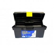 14821 - CAIXA PARA FERRAMENTAS 32 CM BAU PVC METASUL (12,5)