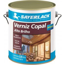 15503 - VERNIZ 3,6 GL COPAL INTERIOR SAYERLACK