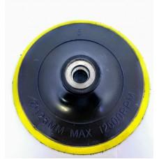 16361 - SUPORTE PARA DISCO DE LIXA 7 PVC FLEX 006 DISFLEX