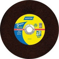 22-0452 - DISCO DE CORTE PARA FERRO 10 X 1 312 NORTON