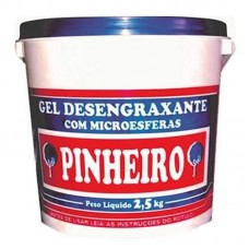17869 - GEL DESENGRAXANTE 2,5 KG BRANCA PINHEIRO