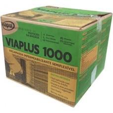 15811 - IMPERMEABILIZANTE VIAPLUS 1000 4 KG VIAPOL