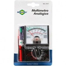 11-0561 - MULTIMETRO ANALOGICO BRASFORT 8520
