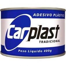 17633 - MASSA PLASTICA CINZA 400 GR CARPLAST