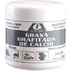 14706 - GRAXA MARROM 500 GR GRAFITE GARIN POTE