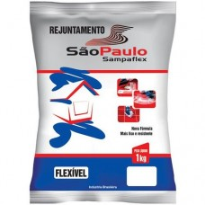 15960 - REJUNTE CARAMELO SAMPAFLEX 1 KG