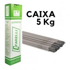 18459 - ELETRODO 2,50 MM -CIFARELLI CAIXA COM 5 KG