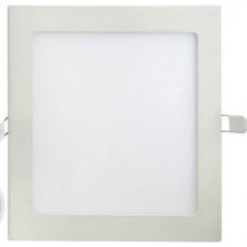 18268 - PAINEL DE LED EMBUTIR QUADRADO 18W 3K JSQ